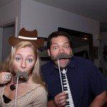 Heidi and Kris Photobooth test 1
