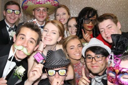 NJ DJ, Prom Photo Booth, bydesigndj
