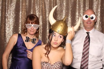 Sweet 16 DJ and Photo Booth