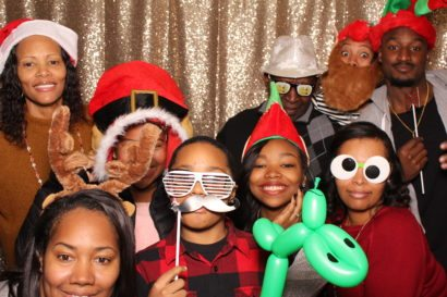 Holiday Party DJ, Photobooth, By Design Entertainment